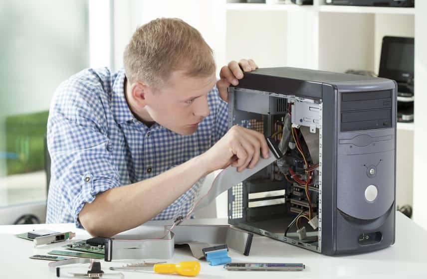 טכנאי מחשבים לעסק – חובה