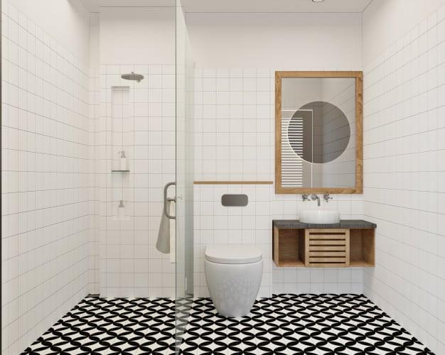 כך תשפרו את מראה האמבטיה שלכם