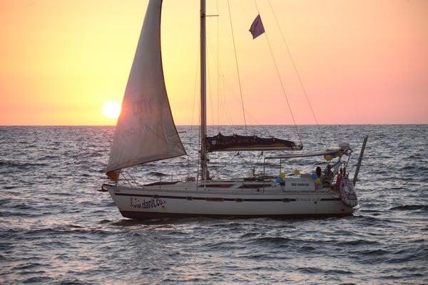 שייט בנמל תל אביב – האופציה האולטימטיבית להפלגה דרך כאן על הים