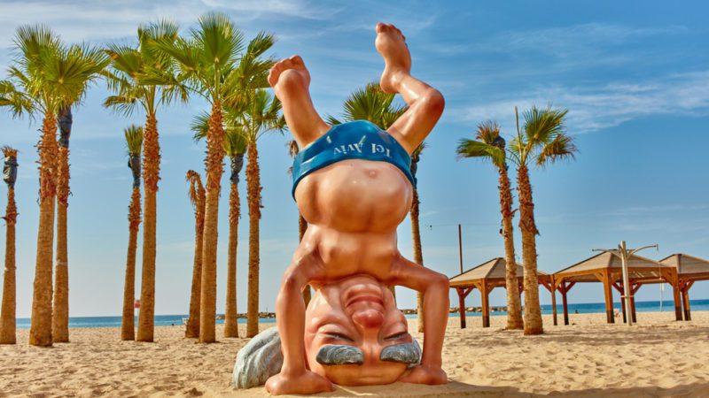 אימוני ספורט וחופי הים בתל אביב 2020 – לוקיישנים מומלצים לאימונים