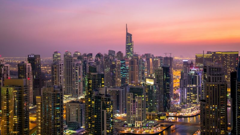 Israel Opened its Pavilion at Dubai's Expo 2020